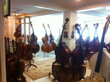double bass gallery
